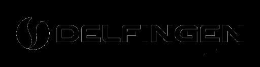 Logo DELFINGEN (N&B)