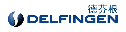Logo DELFINGEN CN (colours)